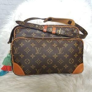 Louis Vuitton Nil Monogram Shoulder Bag